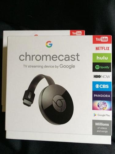 google chromecast v3 y v2 apple samsung hdmi smarttv pedido