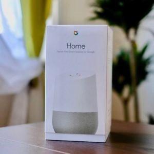 google home asistente virtual por voz nuevo y sellado