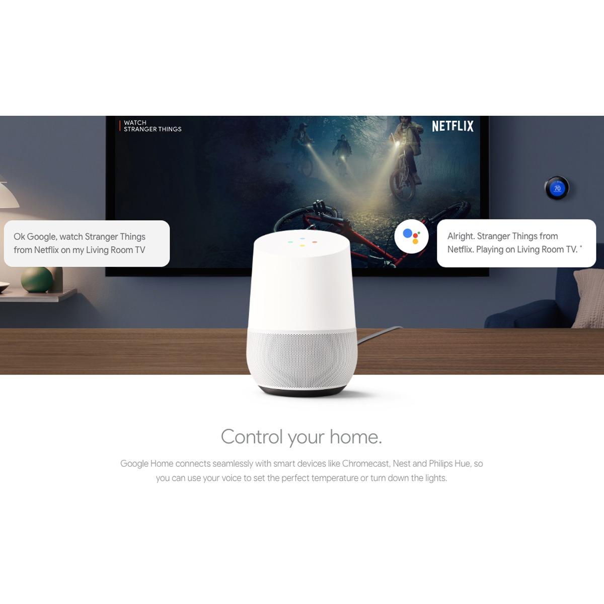 Google Home Assistente Pessoal E Caixa De Som Inteligente Part 34