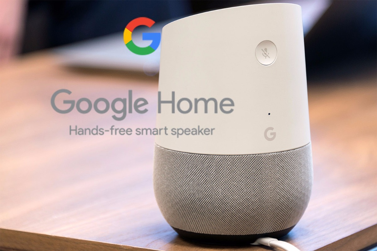 google home el asistente de google parlante hi fi s 610 00 en mercado libre. Black Bedroom Furniture Sets. Home Design Ideas