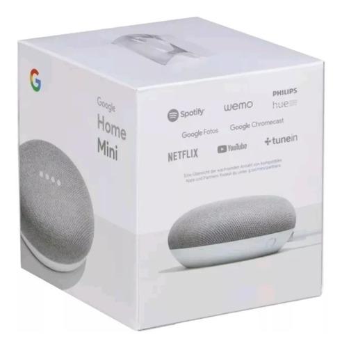 google home mini asistente inteligente ok google