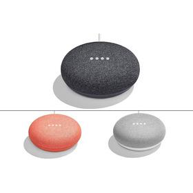 Google Home Mini Asistente Virtual En Español Con Fuente