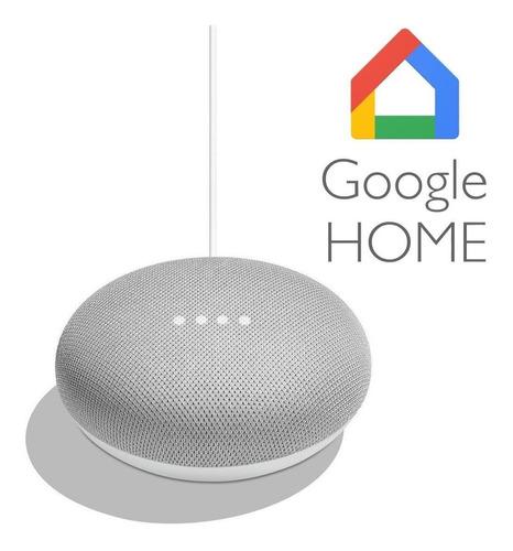 google home mini asistente virtual youtube spotify sin caja