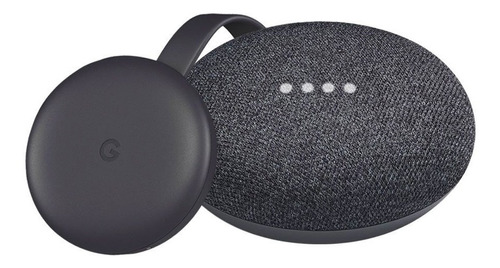 google home mini + google chromecast 3ra gen  ¡tienda!