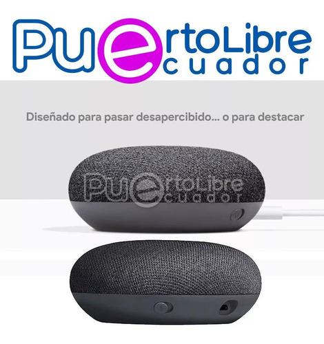 google home mini = jbl parlante inteligente x voz español !!