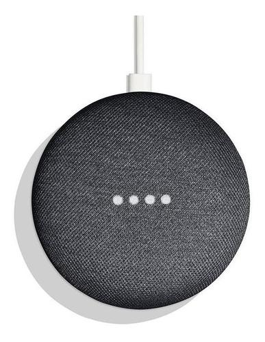 google home mini negro