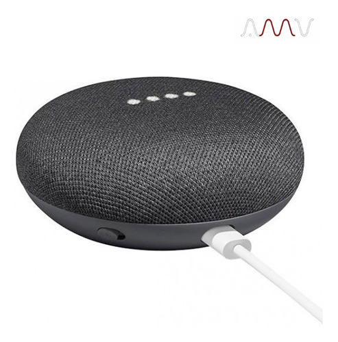 google home mini parlante inteligente wifi micro usb amv