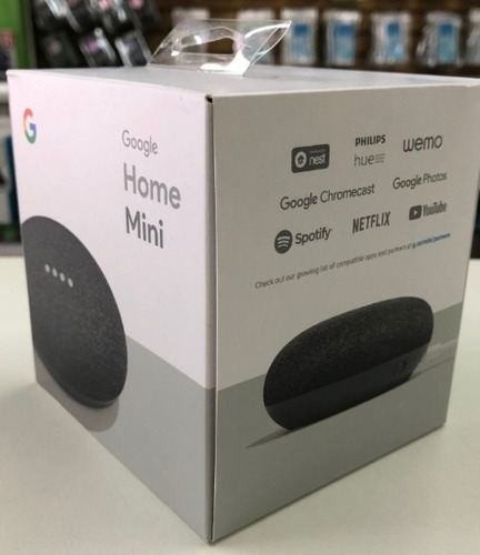 google home mini / sellado / tienda física