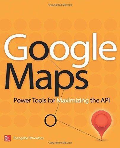 google maps : evangelos petroutsos