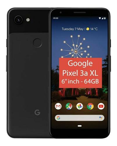 google pixel 3a xl 4gb ram 64gb 2019 negro