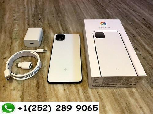 google pixel 4 xl white unlocked warranty