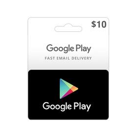 Google Play U$10 Con Guia De Configuracion Region Wallet Usa