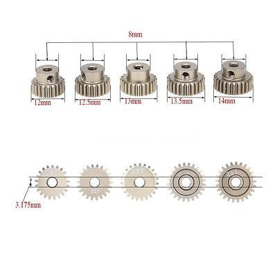 goolrc 48dp 21t 22t 23t 24t 25t piñón engranaje motor combo