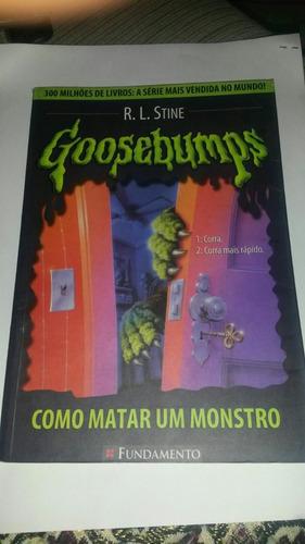 goosebumps - como matar um monstro