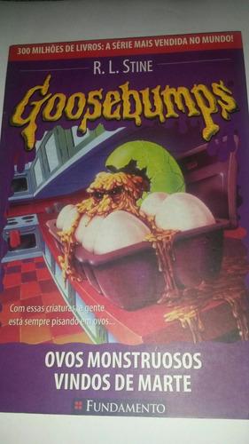 goosebumps - ovos monstruosos vindos de marte