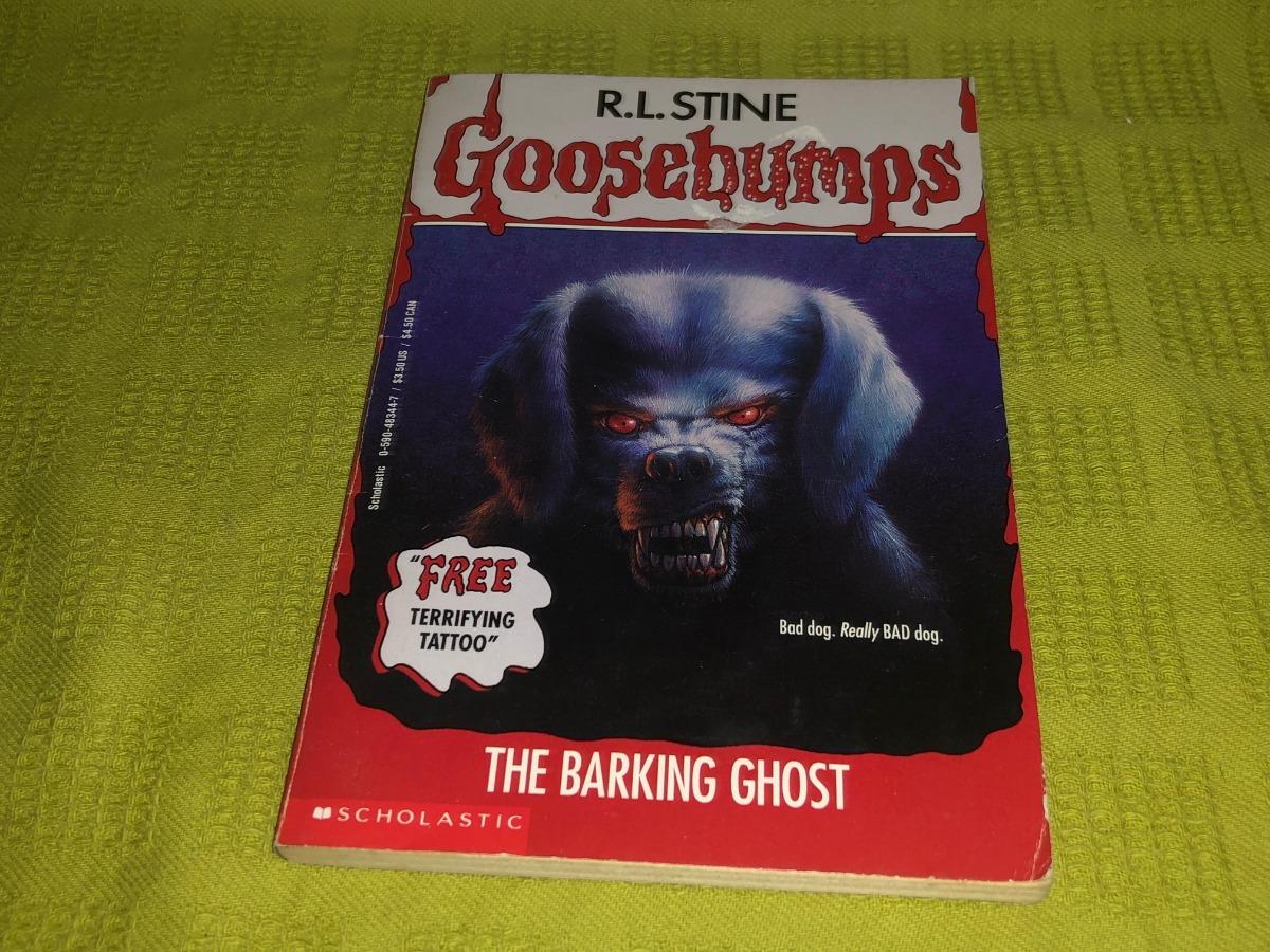 Ghost the pdf barking