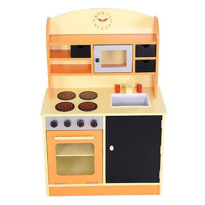 Cocinas De Madera De Juguete. Toyplanet Juguetes Online Cocina ...