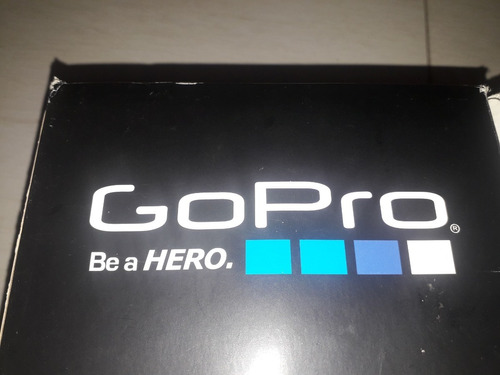 gopro 3+ silver edition + acessórios