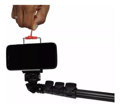 gopro bastao retratil monopod 1,23cm + flutuante flutuador