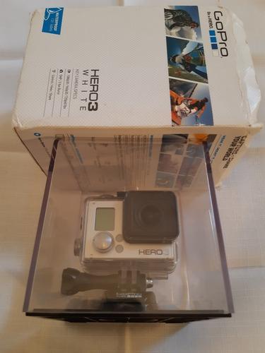 gopro camara accion hero 3 white pantalla tactil accesorios