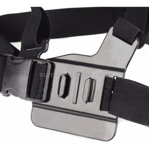 gopro cinturão peitoral flutuante faixa cabeça elástica