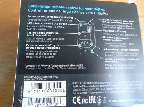 gopro control remoto smart