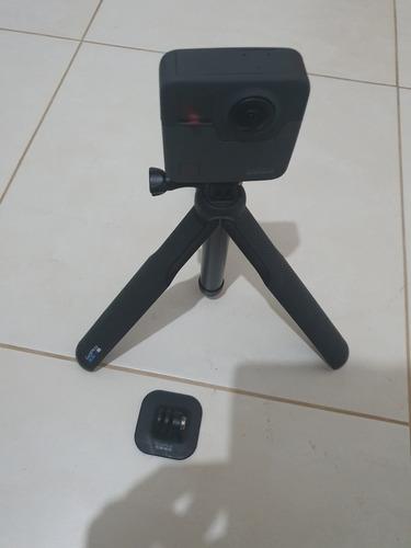 gopro fusion 360° +2 cartao 4k