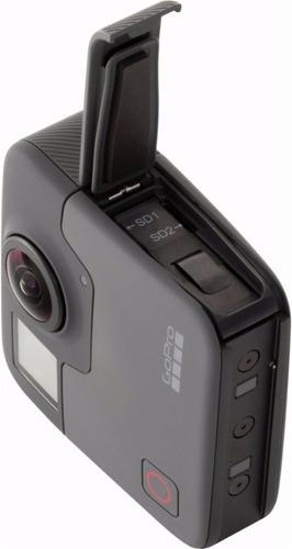 gopro fusion 360 degree digital camera