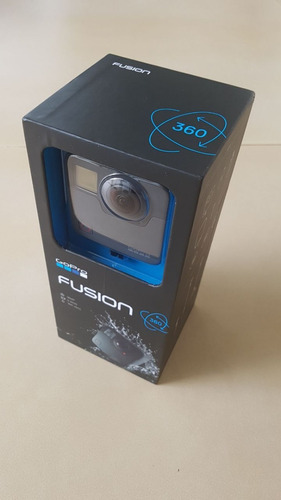 gopro fusion - pronta entrega + 2 cartoes samsung 64gb