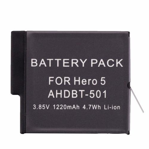 gopro go pro bateria hero 5 6 7 black hero 5 6 7 ahdbt-501
