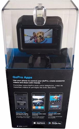 gopro hero   12mp 4k video acuático wifi negro sellado