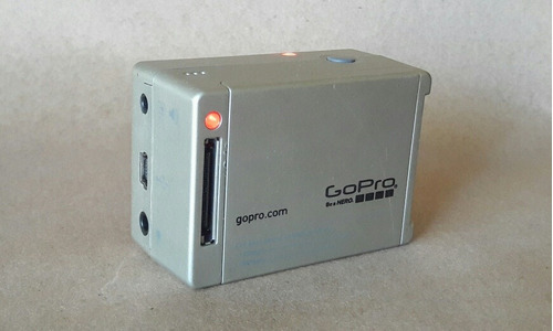 gopro hero 2 marco cable envío gratis. meses sin intereses.