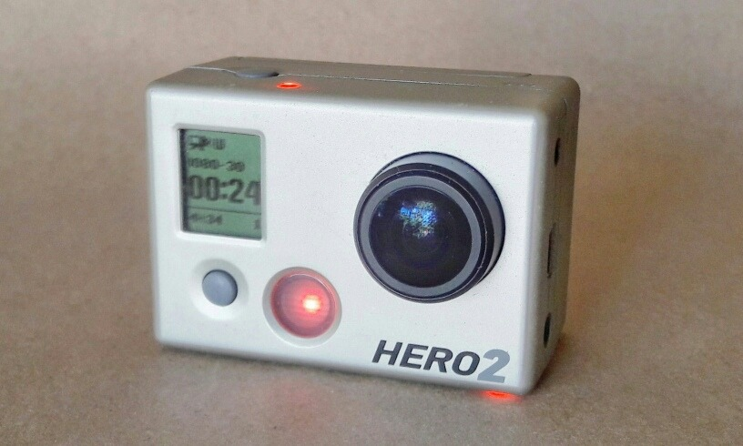 Gopro Hero 2 Marco Cable Envío Gratis. Meses Sin Intereses ...