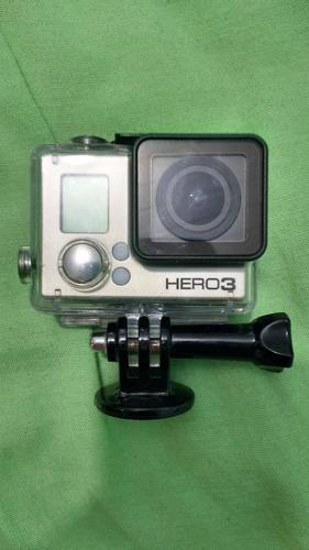 gopro hero 3 black + cartao 32gb