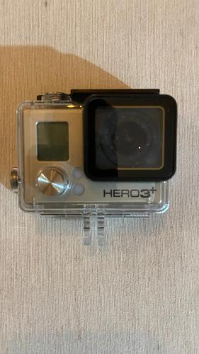 gopro hero 3 black edition + acessórios