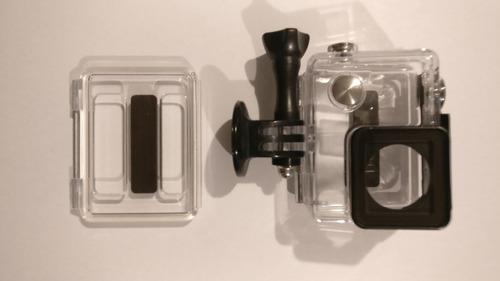 gopro hero 3+ black remoto accesorios tripode y memoria 32