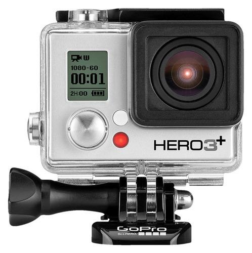gopro hero 3 plos maletin, lentes profecionales y accesorios