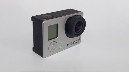 gopro hero 3 plus black marco cargador auto msi envío gratis