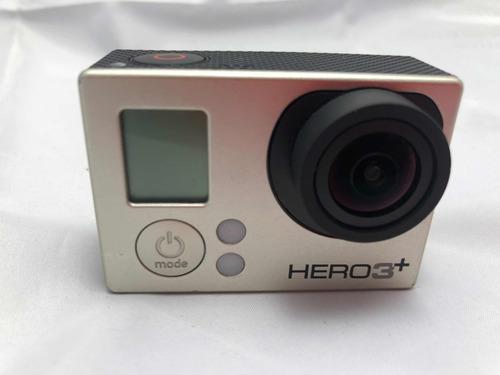 gopro hero 3+ silver edition 32 gb envio gratis