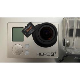 Gopro Hero 3+ Silver Full Hd 3 Baterias Control Remoto Wifi