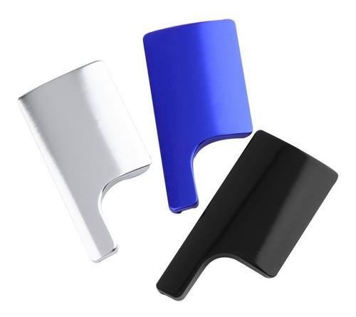 gopro hero 4 e 3 trava de segurança da tampa em alumínio