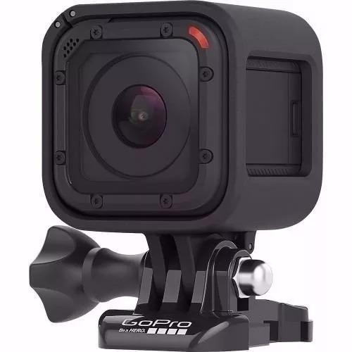 gopro hero 4 session full hd wifi camera filmadora go pro. Black Bedroom Furniture Sets. Home Design Ideas