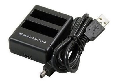 gopro hero 4 silver black bateria carregador caixa estanque