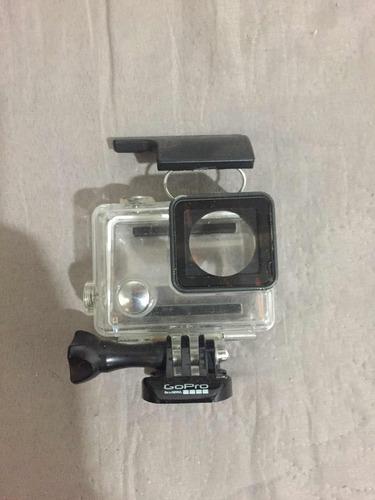 gopro hero 4 silver + controle wireless+cartão de memória