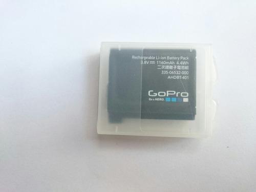 gopro hero 5 4 3 caja de batería caja