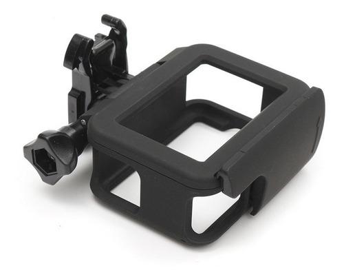 gopro hero 5 6 black case vazada moldura frame aberta