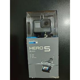 Gopro Hero 5 Black - 1 Bateria Extra , Acessórios De Fixação