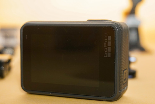gopro hero 5 black + acessórios + wi-fi + a vista 1199,00