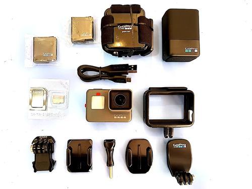 gopro hero 5 black bundle camera go pro 5 prova d'água