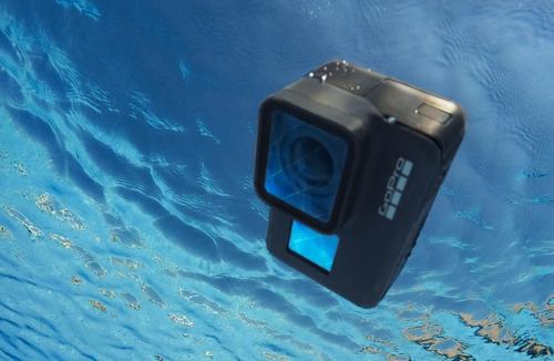 gopro hero 5 black chdhx-501 wifi 4k prova d'àgua lacrada